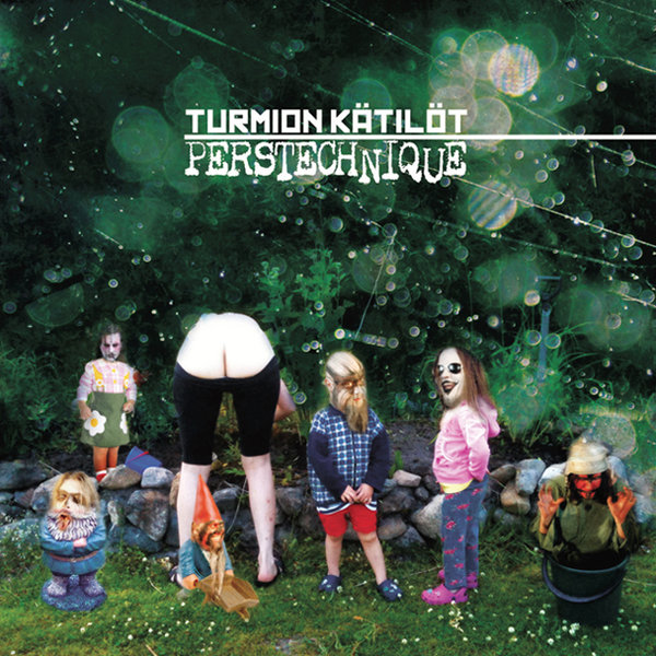 Turmion Kätilöt: Perstechnique CD (2011)