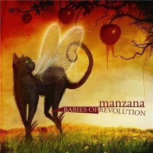 Manzana: Babies of Revolution CD