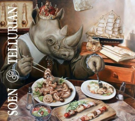 Soen: Tellurian CD Digipack