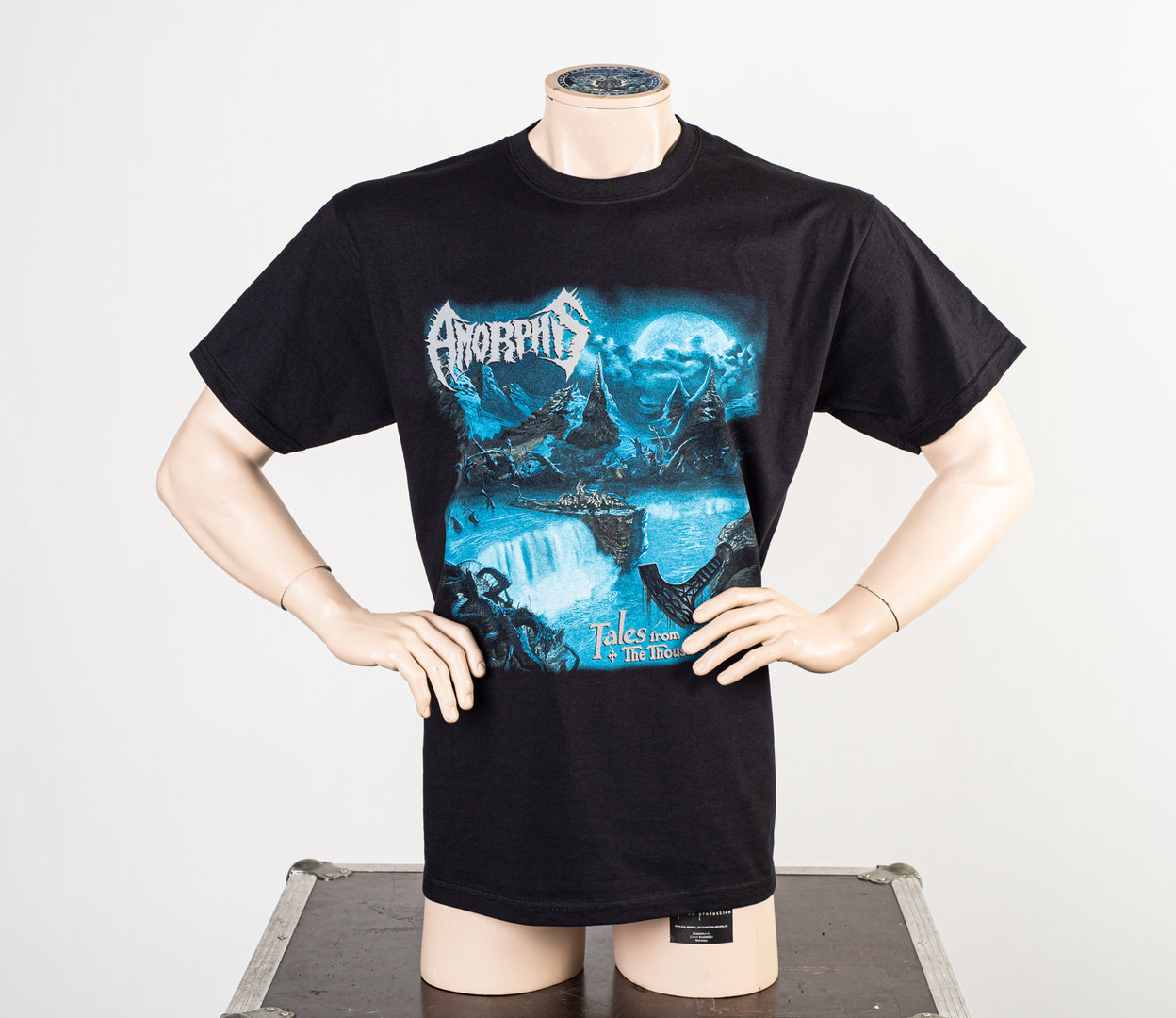 Amorphis Tales From The Thousand Lakes T Shirt Kapanen