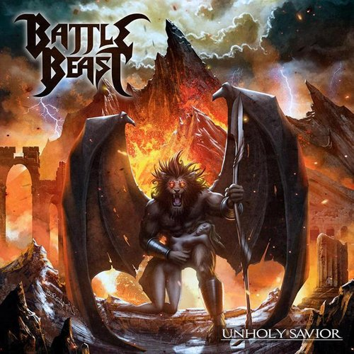 Battle Beast: Unholy Savior CD