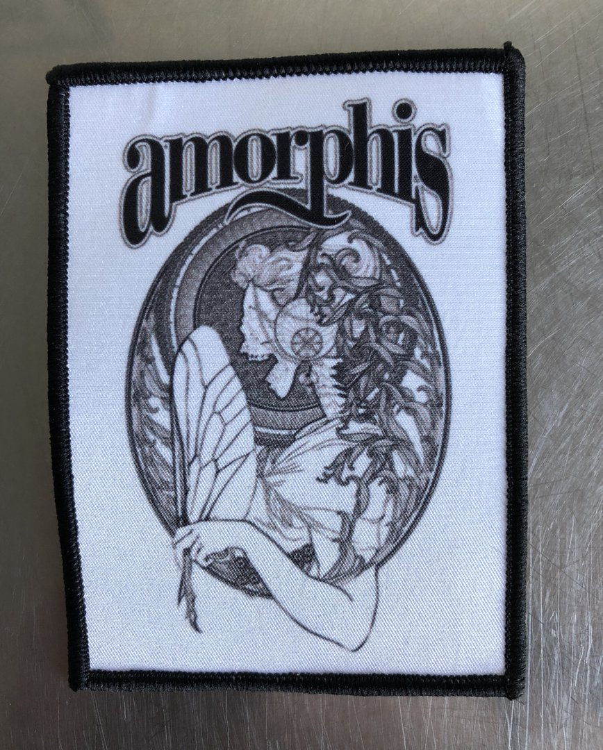 Amorphis: Queen of Time Hihamerkki