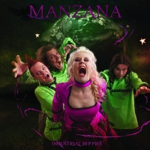 Manzana: Industrial Hippies CD