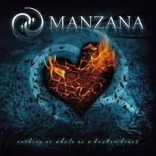 Manzana: Nothing as Whole as a Broken Heart CD