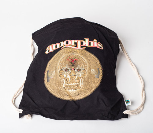 Amorphis: Queen of Time Gym Bag