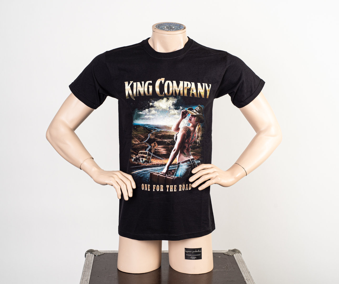 King Company: One For The Road T Paita