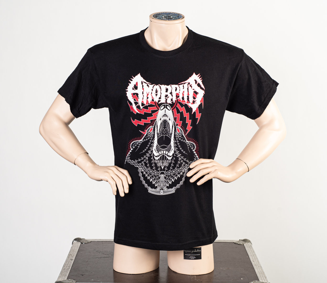 Amorphis: Bear T-Shirt
