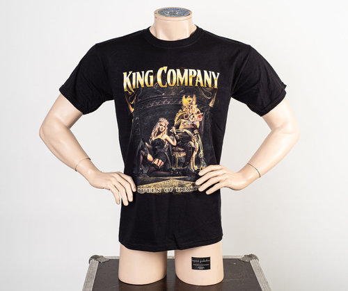 King Company: Queen of Hearts T-Shirt