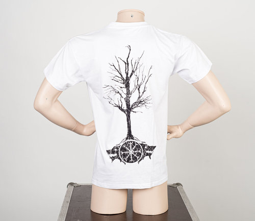 Wolfheart: Tree T-Shirt White