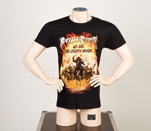 Battle Beast: Golden Horde T-Shirt