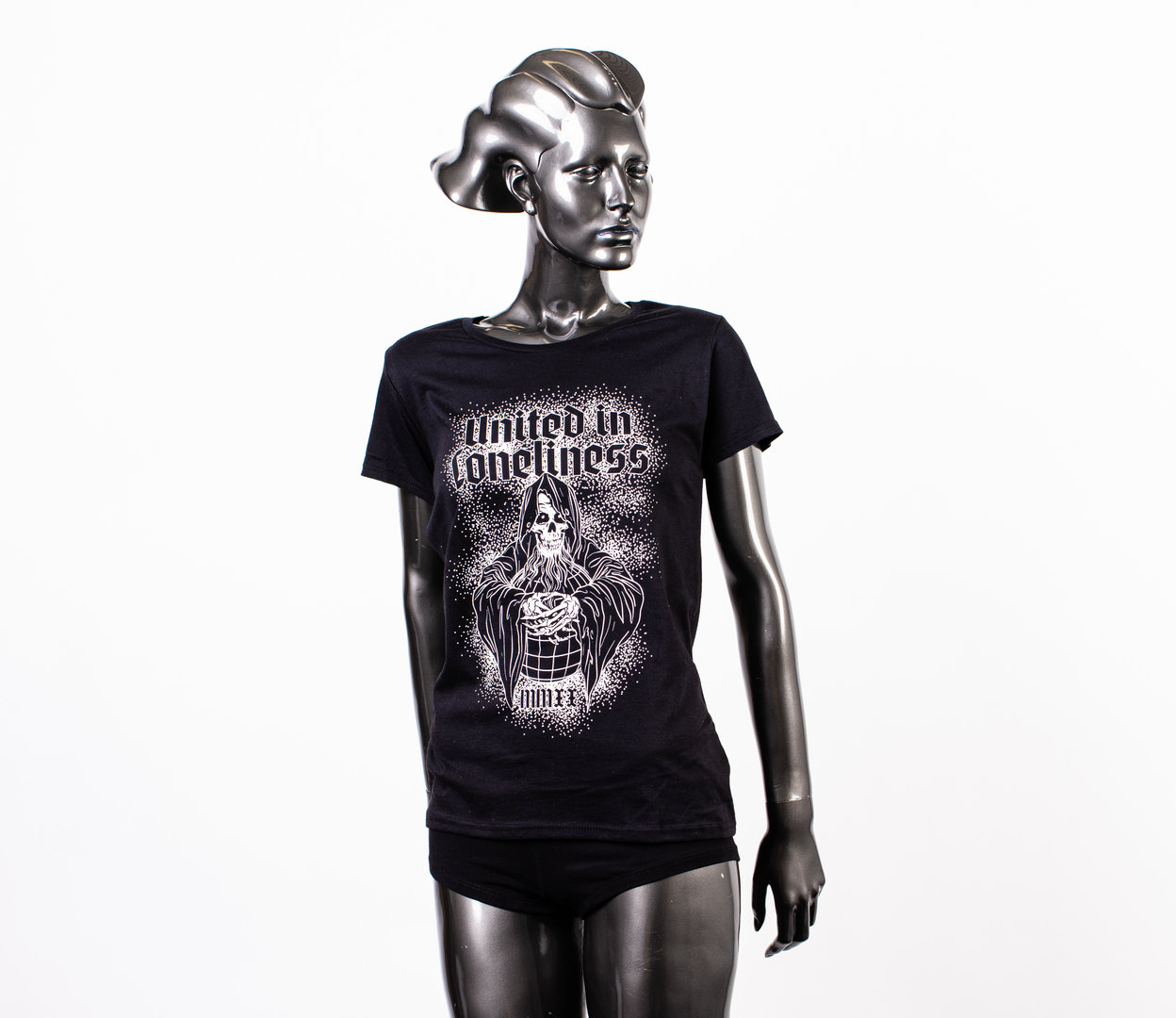 United in Loneliness: Lady Fit Shirt
