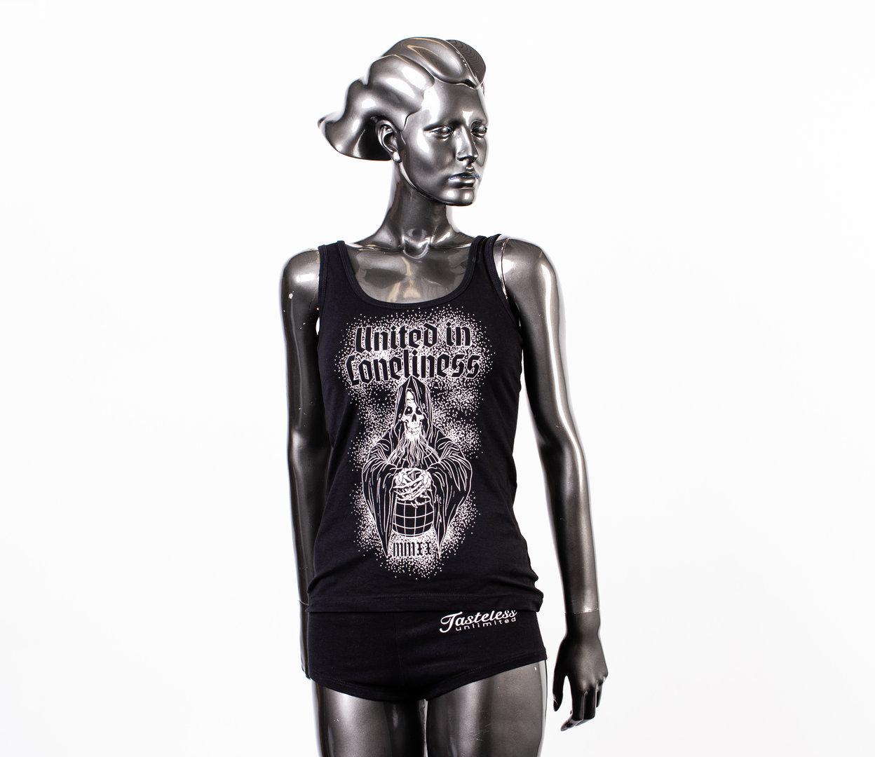 United in Loneliness: Lady  Tank Top