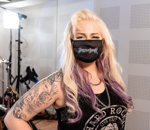 Battle Beast: Dust Mask