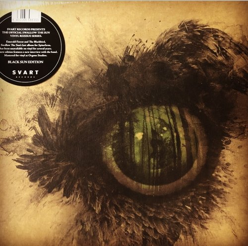 Swallow The Sun : Emerald forest and the blackbird, Vinyl 2-LP Black Sun Edition