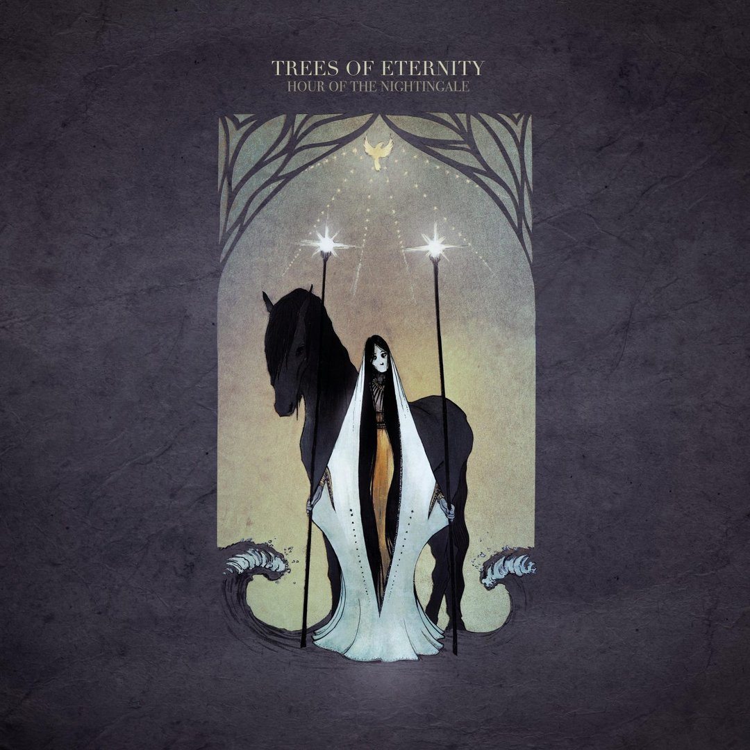 Trees of Eternity: Hour of the Nightingale 2- Vinyl LP Blue Edition