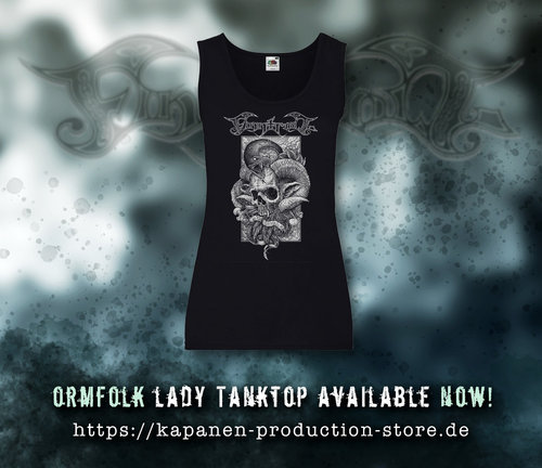 Finntroll: Ormfolk,  Lady Fit Tank Top