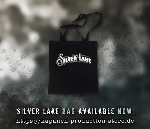 Silver Lake by Esa Holopainen : Logo Tote Bag