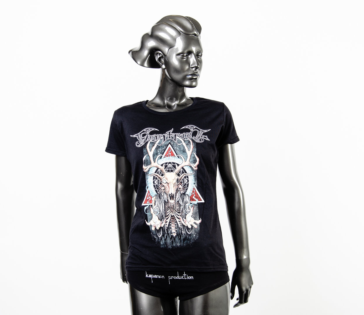 Finntroll: Forest Demon Lady Fit Shirt