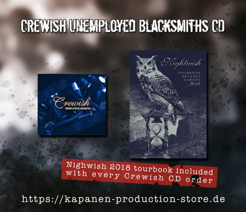 Crewish: Unemployed Blacksmiths MCD