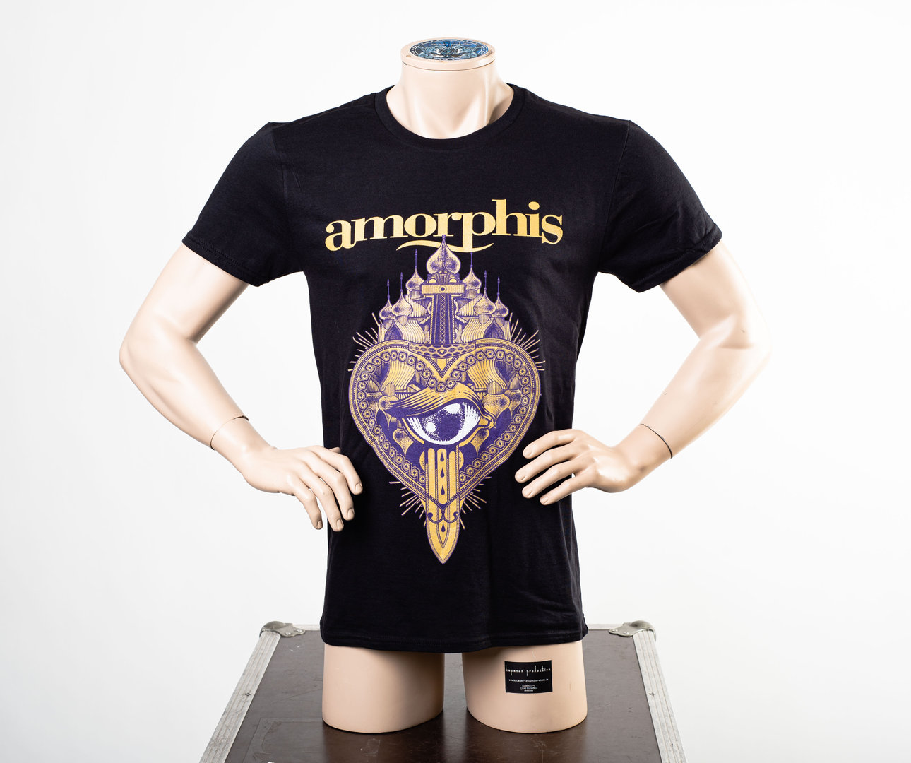 Amorphis: Queen of Time Tour 2019-2020 T-Shirt